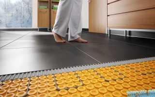 Теплые полы электрические как выбрать под ламинат