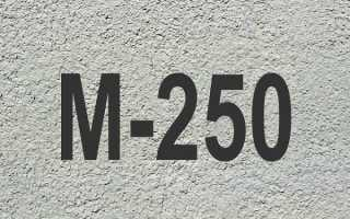 Класс бетона в20 какая марка