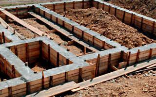 Как приготовить бетон для фундамента пропорции