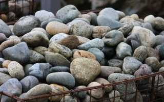 Сколько камней нужно для бани