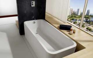 Как восстановить акриловую ванну своими руками