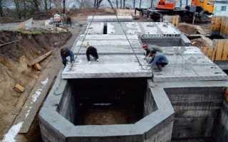 Как укладывать плиты перекрытия на фундамент