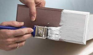 Можно ли красить акриловой краской по лаку