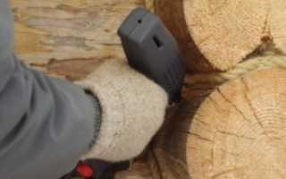 Как утеплить деревянную баню изнутри своими руками