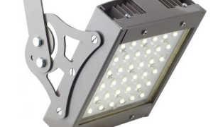 Какой прожектор лучше светодиодный или галогенный