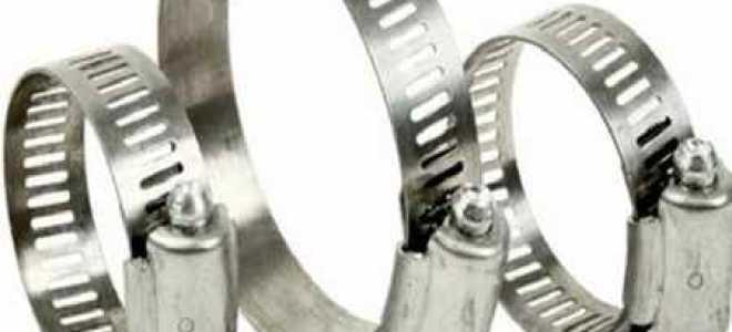 Стальные хомуты: надёжное крепление для труб