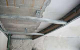 Как сделать конструкцию из гипсокартона на стене