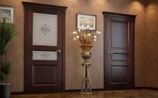 Что сначала делают ламинат или двери
