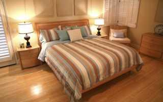 Ламинат для спальни какой класс