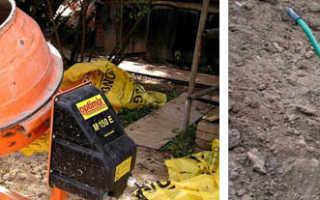 Как приготовить бетон в бетономешалке пропорции