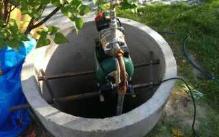 Какой насос поставить в колодец для водопровода