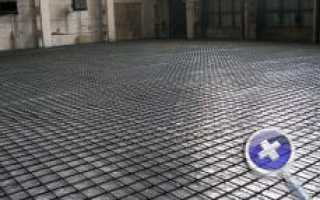Сколько сохнет бетон в опалубке
