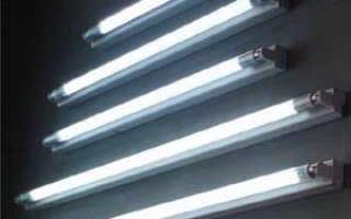 Почему гудит люминесцентная лампа