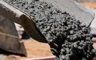 Какой объем бетона получится из мешка цемента