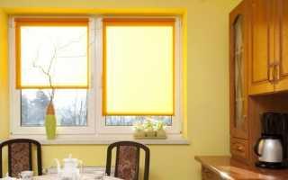 Как измерить окно для рулонных штор