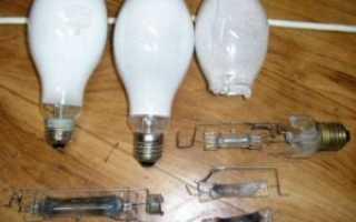 Как сделать кварцевую лампу в домашних условиях