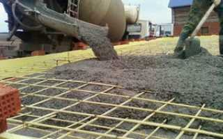 Сколько нужно арматуры на 1 куб бетона