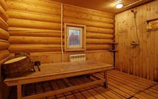 Почему в бане холодные полы