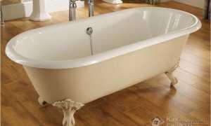 Как закрепить ванну чтобы не шаталась