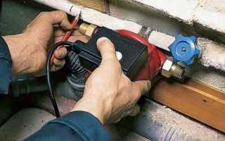 Почему шумит насос в системе отопления