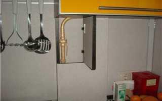 Можно ли закрывать трубы отопления гипсокартоном