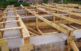 Какой бетон лучше для фундамента дома