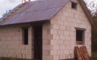 Можно ли строить баню из газосиликатных блоков