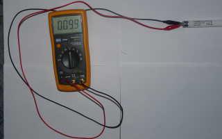 Как проверить исправность дросселя люминесцентной лампы