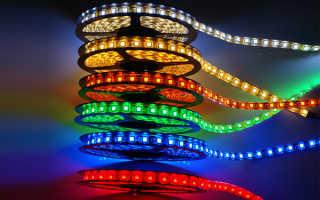 Как выбрать светодиодную ленту для освещения комнаты