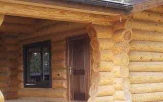 Как самому построить баню на даче